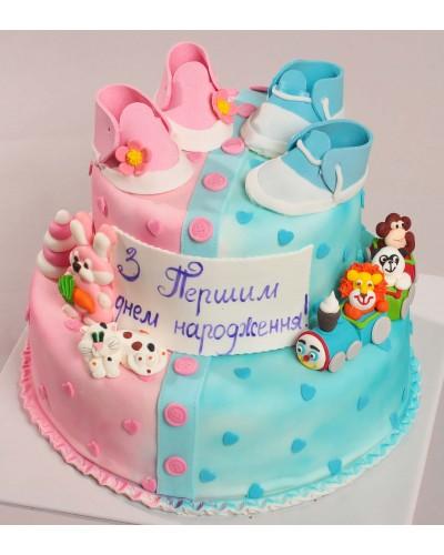 """Торт """"Дитячий"""" №514"""