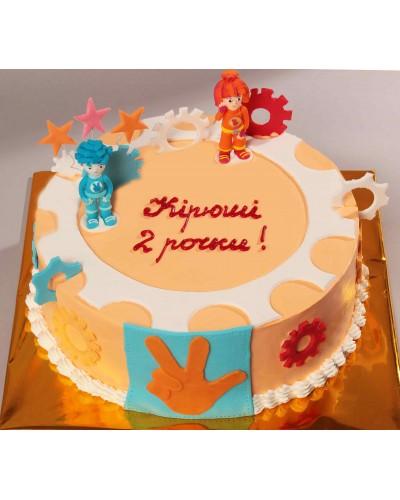 """Торт """"Дитячий"""" №526"""