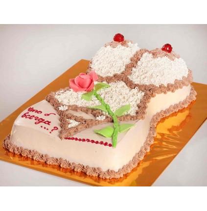 """Торт """"Святковий"""" №305"""