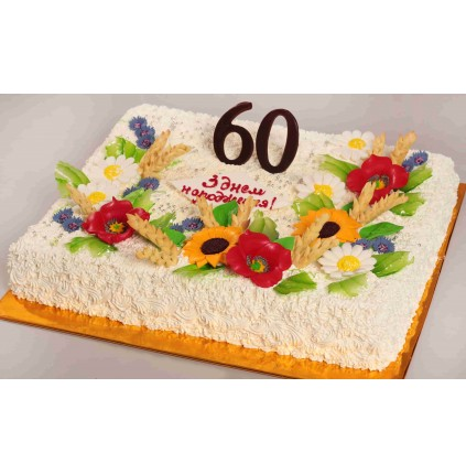 """Торт """"Святковий"""" №318"""