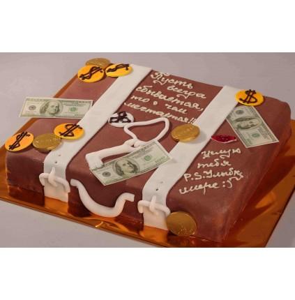"""Торт """"Святковий"""" №329"""