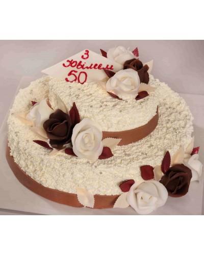 """Торт """"Святковий"""" №335"""