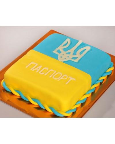"""Торт """"Святковий"""" №340"""