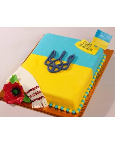"""Торт """"Святковий"""" №340а"""