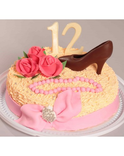 """Торт """"Святковий"""" №348"""