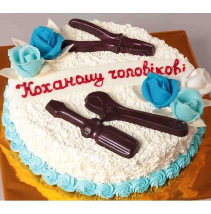 """Торт """"Святковий"""" №363"""
